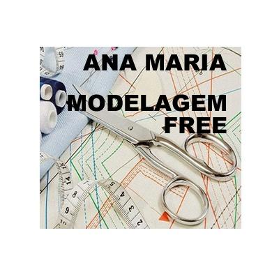 ANA MARIA MODELAGEM FREE